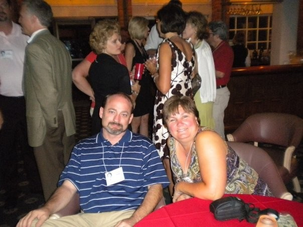 Chris, Cindy Overstreet