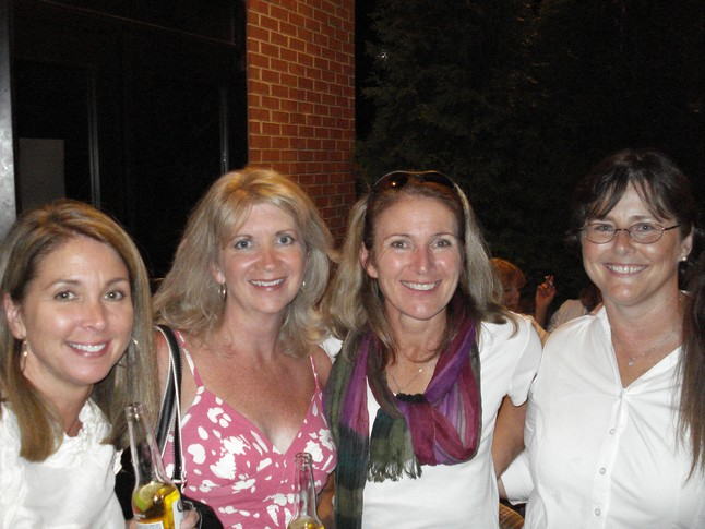 Debbie Thompson, Marsha Hatfield, Teresa Morgan